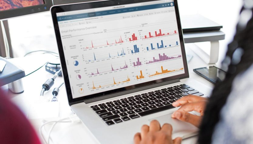 Uncover hidden insights on the fly with Tableau software