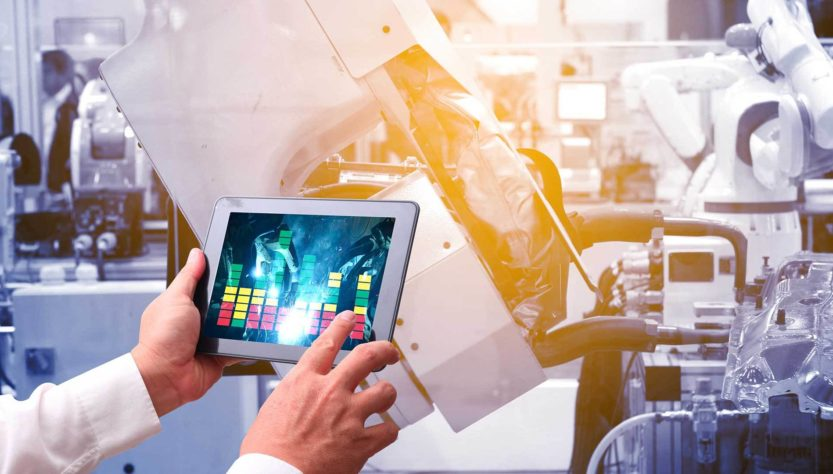 AI manufacturing solutions – Boost up workforce productivity